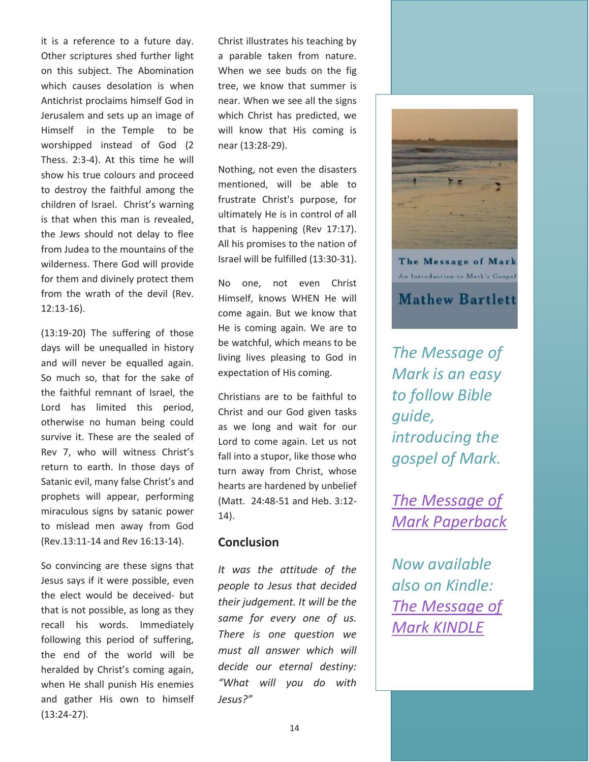 Living Word February 2013 by Apostolos Christian Book