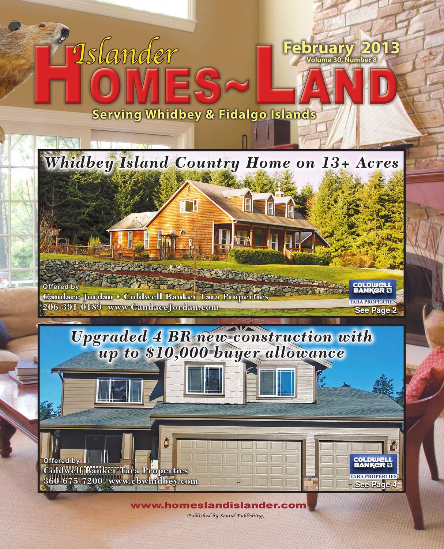 Homes Land Islander 2013 02 February Hli By Sound