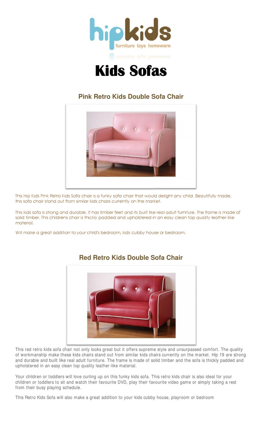 Prime Kids Sofas By Justin Tenretin Issuu Andrewgaddart Wooden Chair Designs For Living Room Andrewgaddartcom