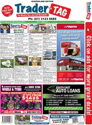 a5c481deab1 TraderTAG Queensland - Edition 5 - 2013 by TraderTAG Design - issuu