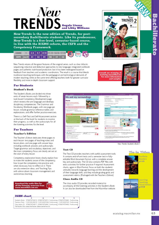 Macmillan Education Mexico 2013 Catalogue by Macmillan