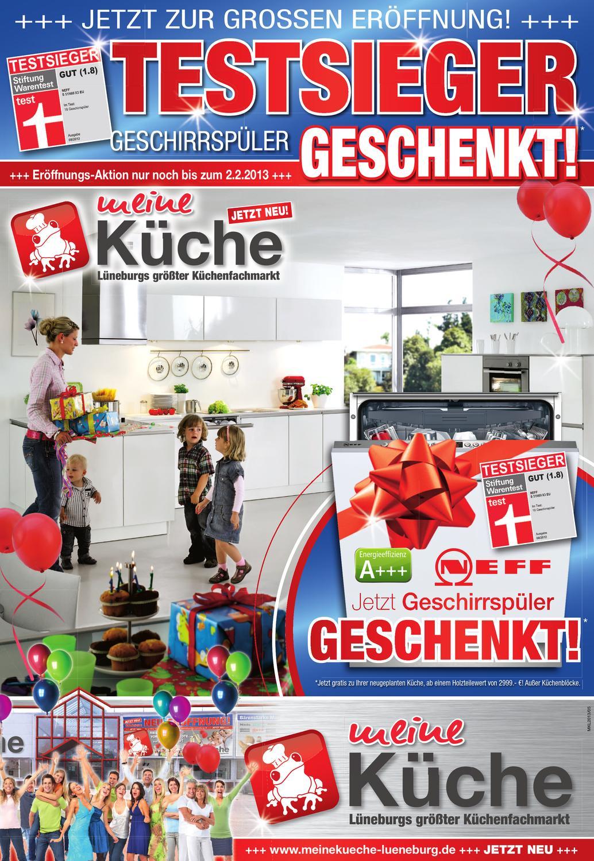 meine k che l neburg werbung in kw 05 by thomas brandt issuu. Black Bedroom Furniture Sets. Home Design Ideas