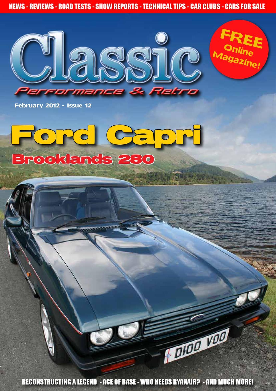 Classic, Performance & Retro February 2012 by AV8 publishing Ltd - issuu