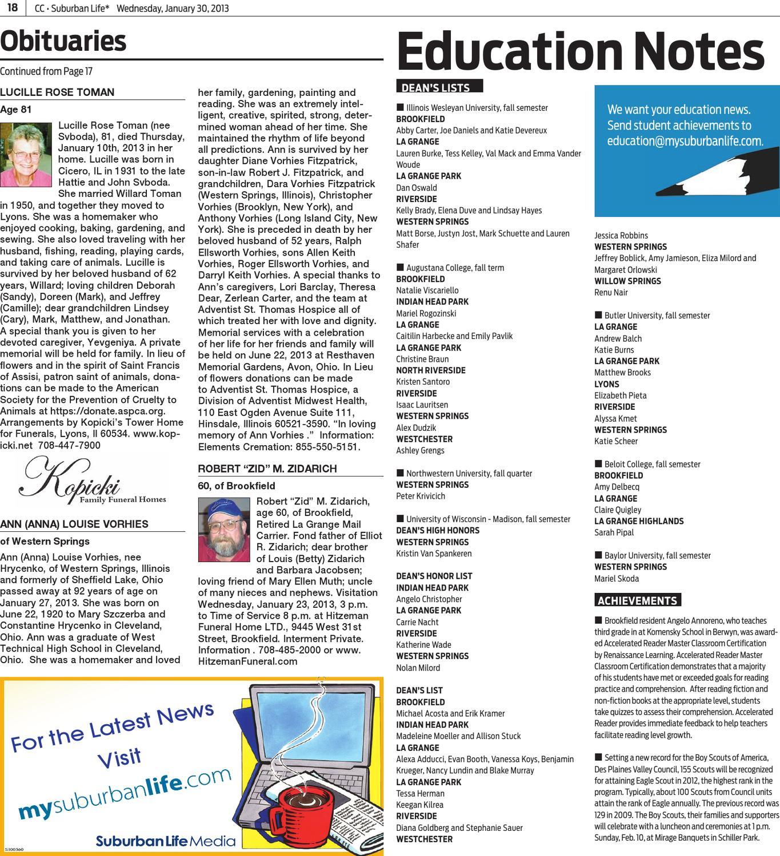 LSL-1-30-2013 by Shaw Media - issuu