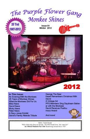 MONKEES Q THE MONKEES band logo signature guitar pick Davy Jones-