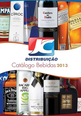 Catálogo JC BEBIDAS by New Basca - issuu b6ac23a7cd