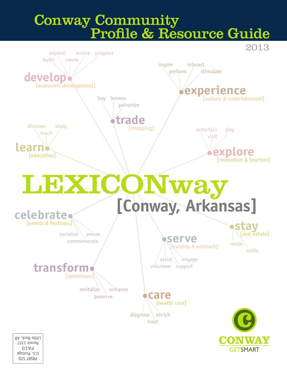 Lexicon 2013 Community Profile Resource Guide By Conway Area Clarke Spa Pump Wire Diagram Chamber Of Commerce Issuu