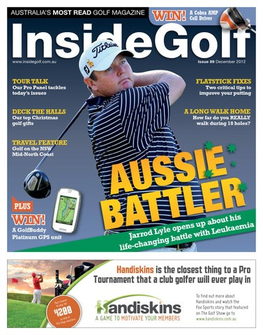 113083cfee3d Inside Golf 89 December 2012 by Inside Golf - issuu