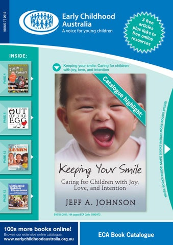 Early Childhood Australia Book Catalogue by Early Childhood