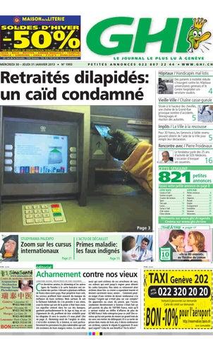 GHI du 31.01.2013 by GHI   Lausanne Cités - issuu 141e6e16d48