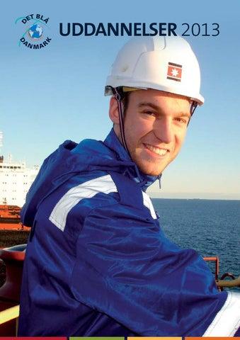 Maritime Uddannelser 2013 by Media Group Maritime Denmark - Issuu