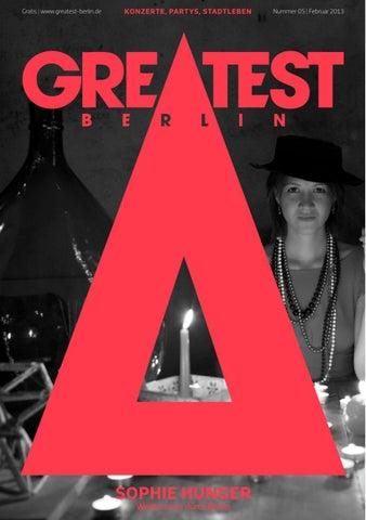 Greatest Berlin 5 By Greatest Berlin Issuu