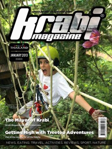 Krabi Magazine January 2013 by Kitdee Media & Design Co , Ltd  - issuu