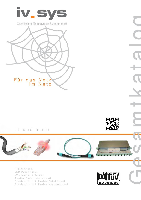 iv.sys Produktkatalog by ivsys GmbH - issuu