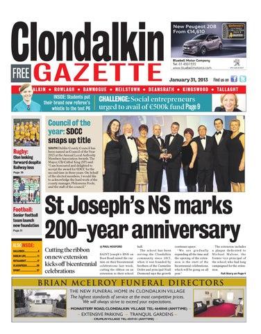 ae56341e1 Clondalkin by Dublin Gazette - issuu
