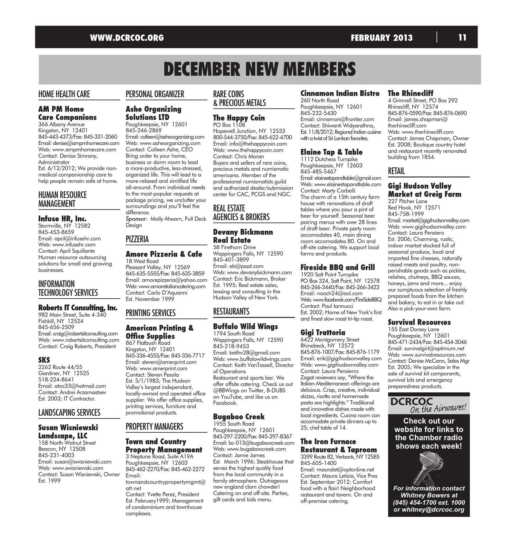 Bottom Line February 2013 by Rich Kleban - issuu