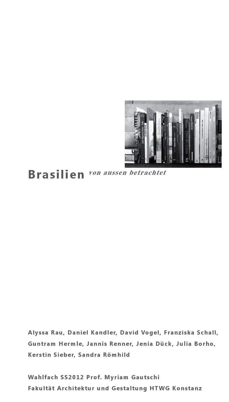 Brasilien_ von aussen betrachtet by alyssa rau - issuu
