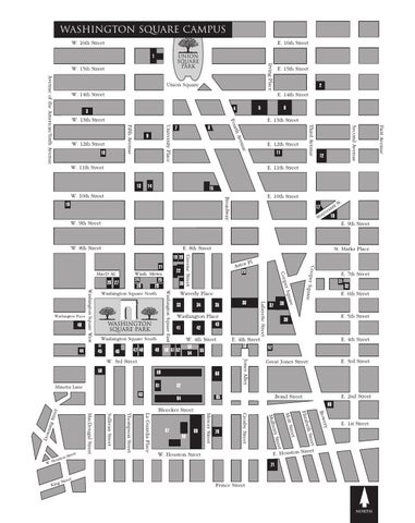 nyu-downloadable-campus-map by María Isabel Gómez Bringas