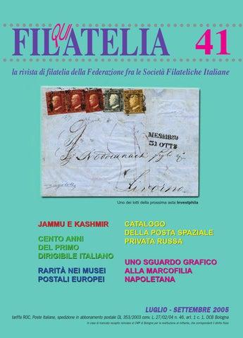 2b00a4b9a9 Qui Filatelia by Mariagrazia De Ros - issuu