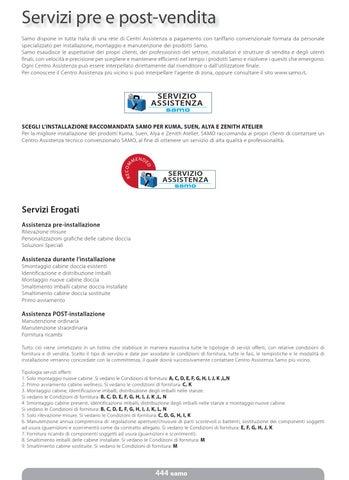 Assistenza Box Doccia Samo.Samo Catalogo Listino 71 2013 By Evolution Tree Issuu