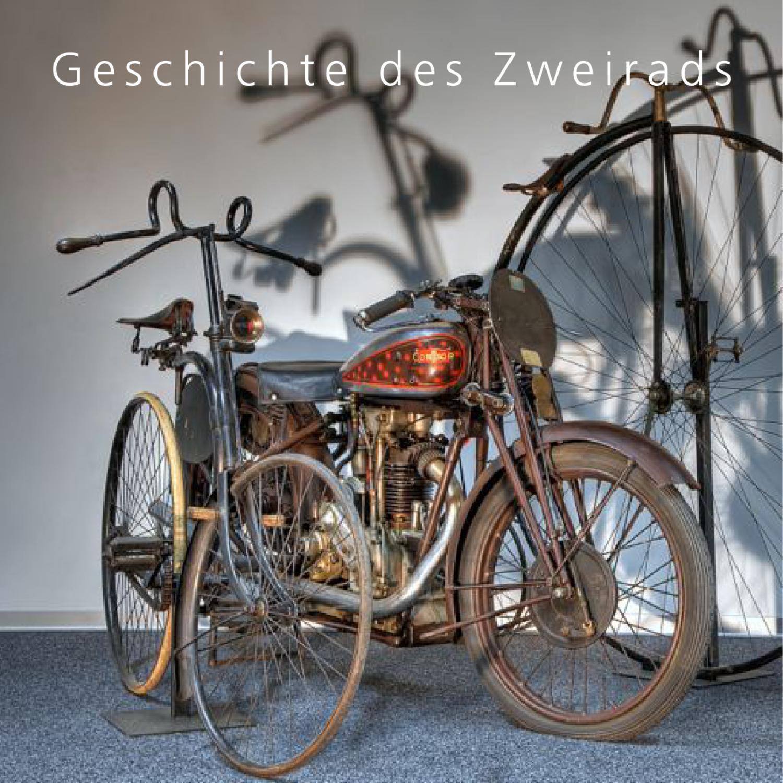 Geschichte des Zweirads by Pantheon Basel AG - issuu