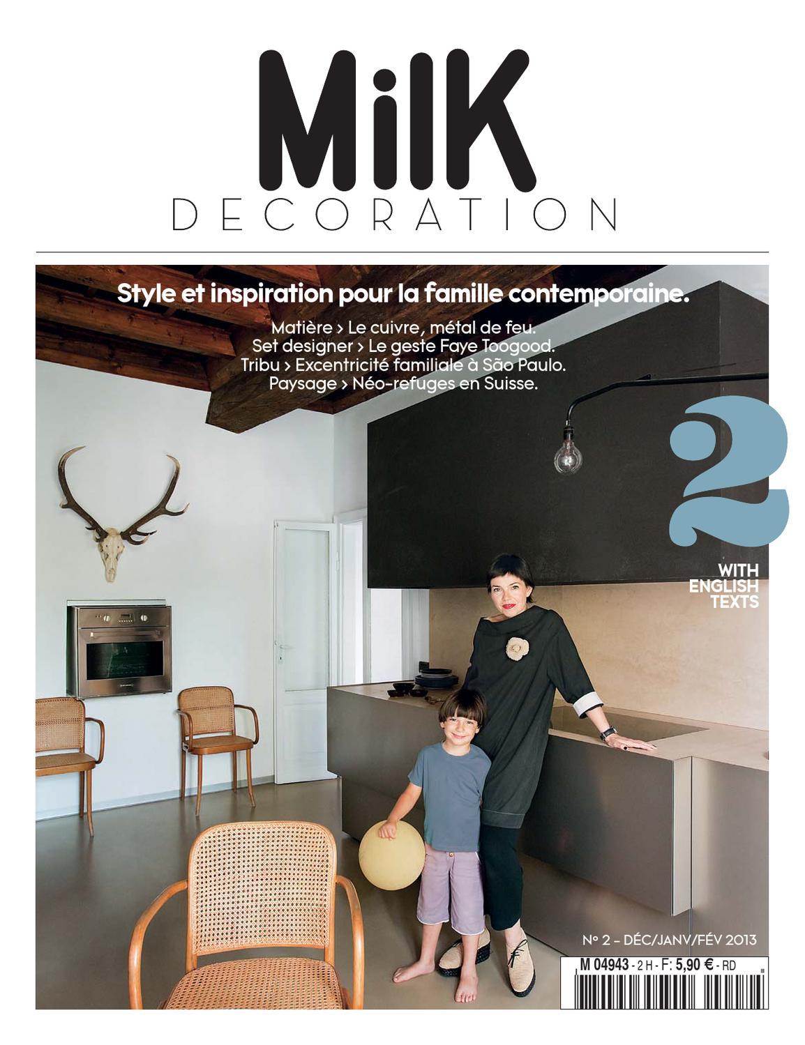 Milk Decoration N°2 Issuu N°2 By Milk Decoration c1J3FTlK