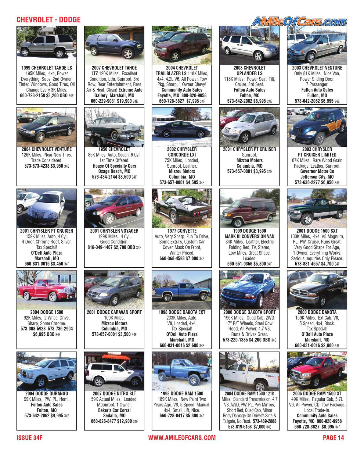 Wheels N Deals, Issue 34F by Maximum Media, Inc  - issuu