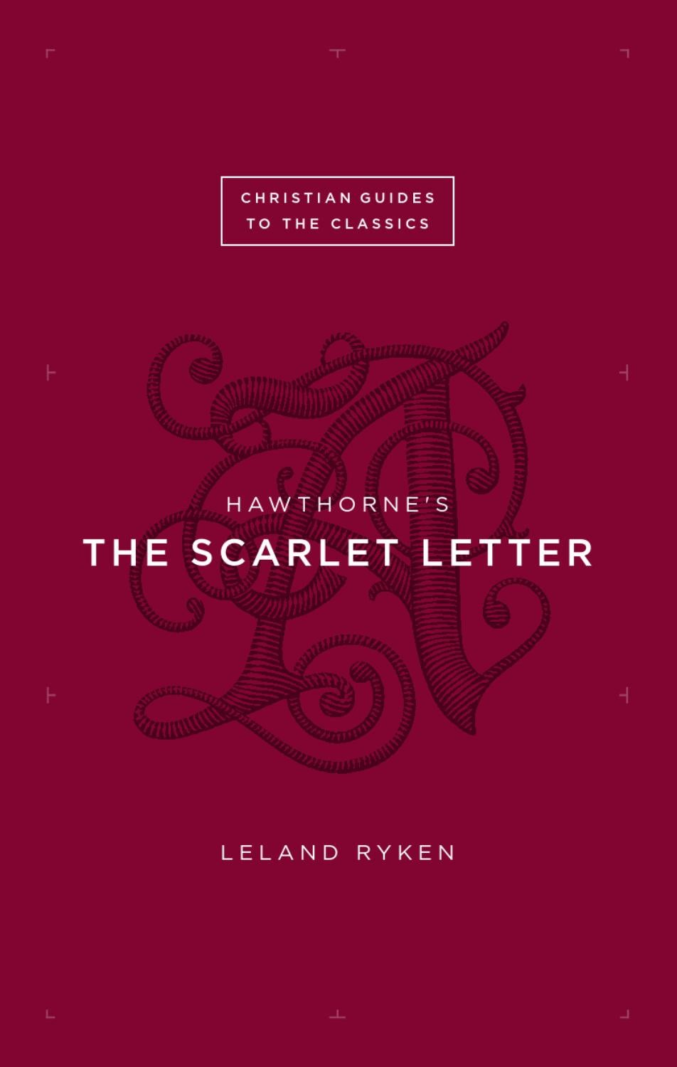 an analysis of important literary elements of the scarlet letter Scarlet letter analysis uses many different rhetorical elements throughout the novel the major themes of the scarlet letter are that of sin.