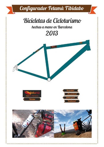 67de8f6be Bici catalogo 2016 by mabel - issuu