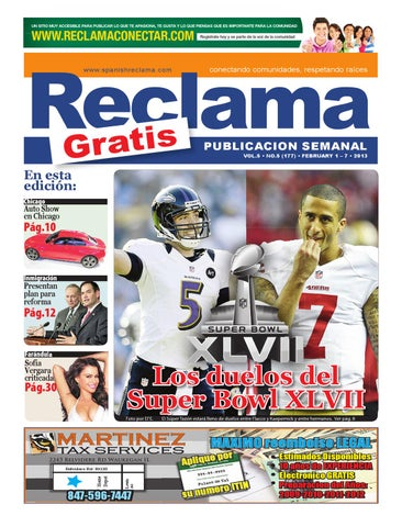 Spanish Reclama by Andy Reev - issuu 58c6feb7d8cde