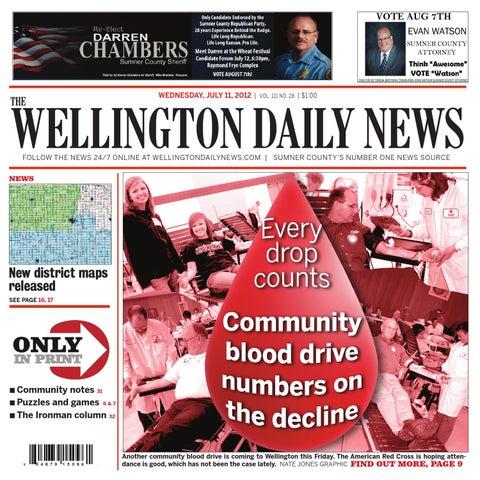 The Wellington Daily News - July 11 by Nate Jones - issuu