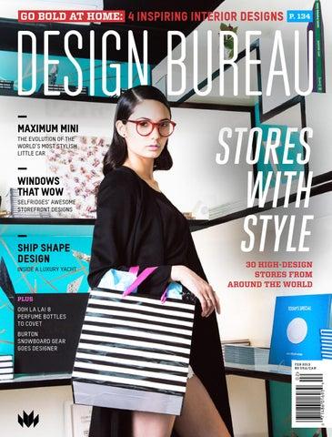 84fef5851c2 Design Bureau Issue 16 by Alarm Press - issuu