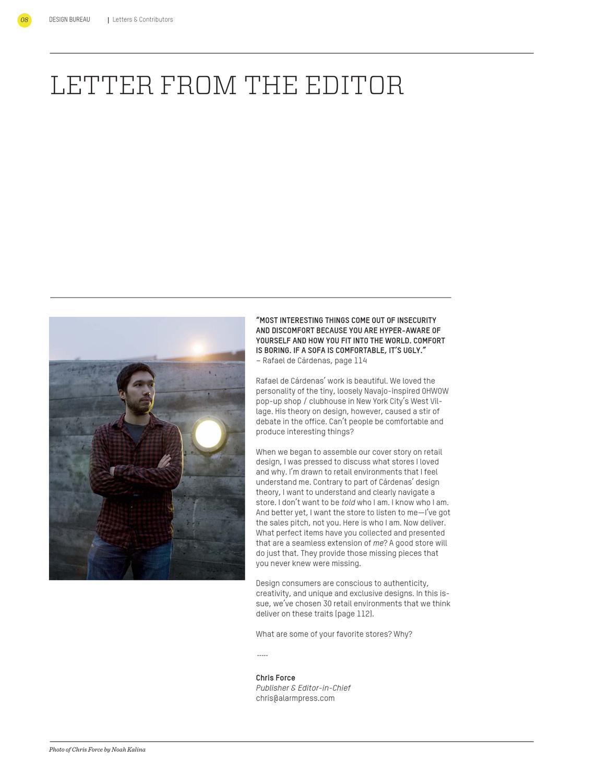 Design Bureau Noah.Design Bureau Issue 16 By Alarm Press Issuu