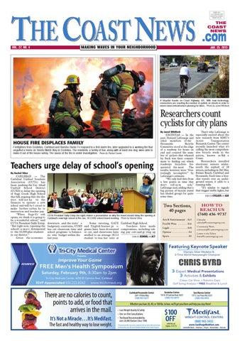 The Coast News Jan 25 2013 By Coast News Group Issuu
