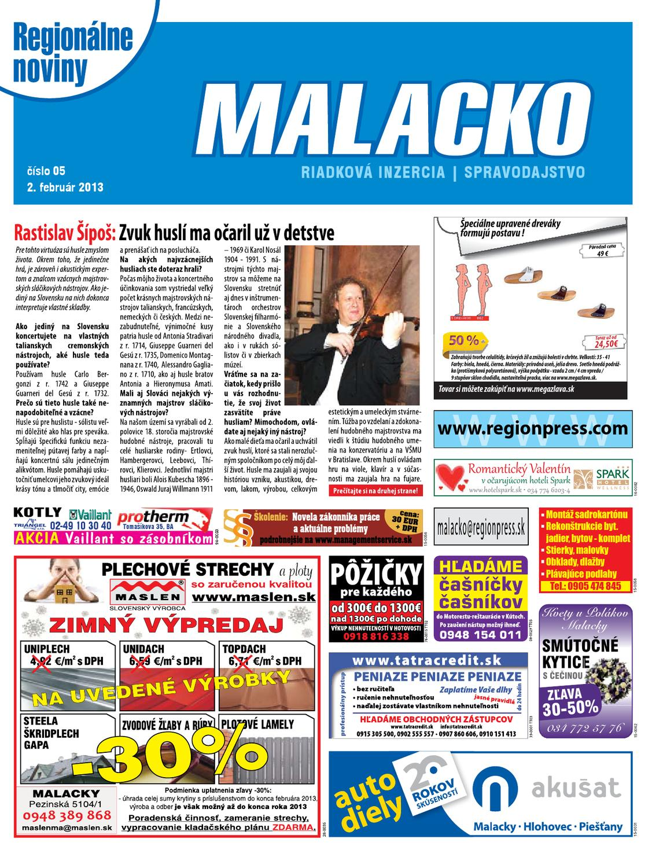 f5ae90804b Malacko 13-05 by malacko malacko - issuu