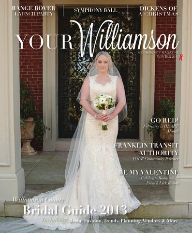 8033d05100e43 YOUR Williamson Winter 2013 by Robertson Media Group   Your ...