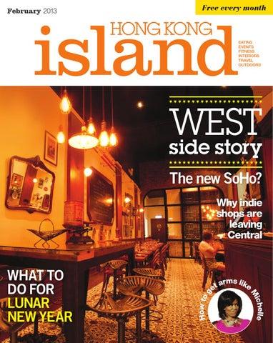 97dc46dd00d Hong Kong Island Magazine February 2013 by Hong Kong Living Ltd - issuu
