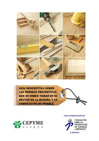 Guía medidas preventivas en el sector de la madera y la fabricación ... 8533c9f5c9a87