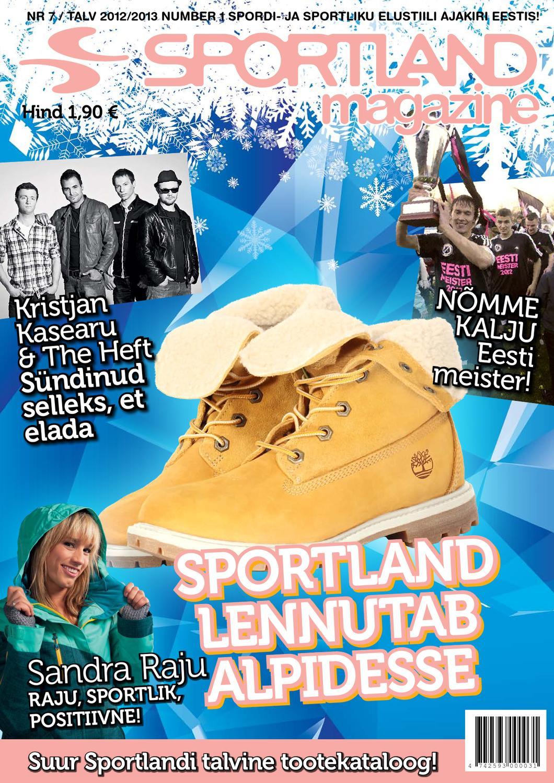 d169fd7a315 Sportland magazine #7 by Sportland Eesti - issuu