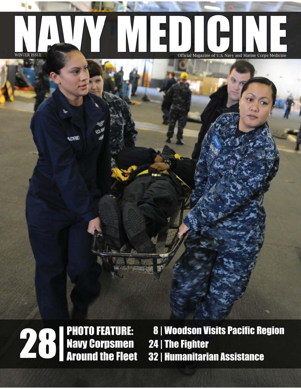 how to become a medic in the navy