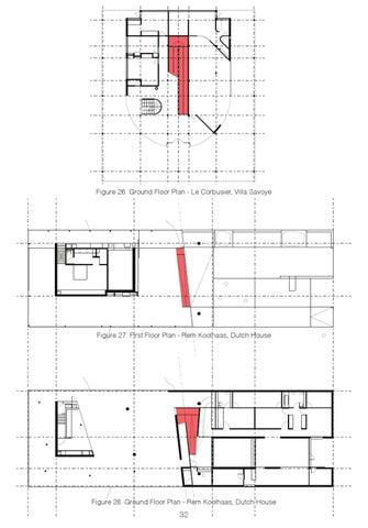 Koolhaas Modernism 4 2 Houses By Viral Shah Issuu