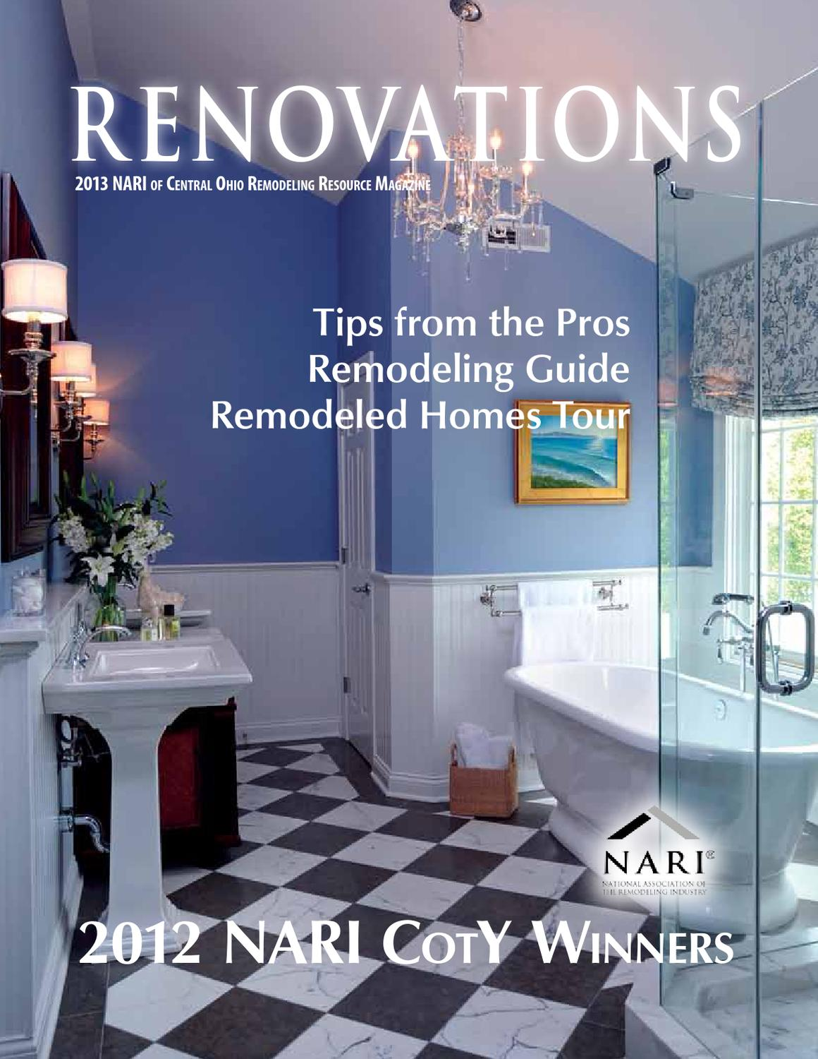 Renovations February 2013 by The Columbus Dispatch - issuu