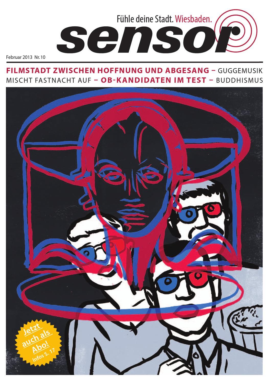 Ausgaben Sensor Wiesbaden 10 Februar 2013 By Magazin