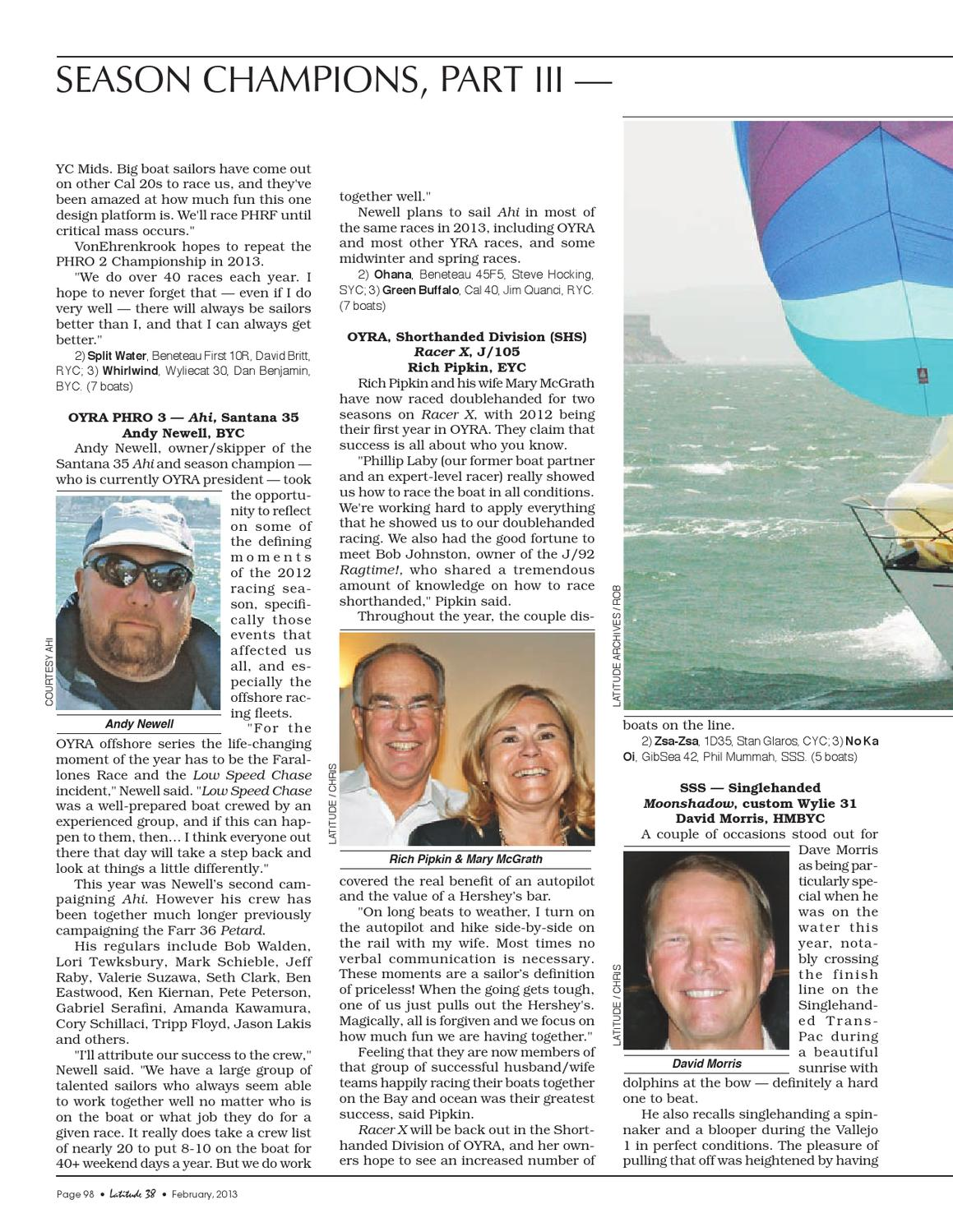 Latitude 38 Feb. 2013 by Latitude 38 Media, LLC issuu
