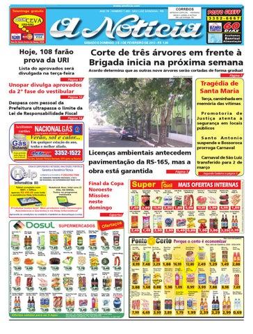 f32c2ccfe Edição de 2 e 3 de fevereiro de 2013 by Jornal A Notícia - issuu