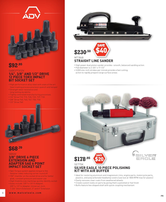 Matco Tools Sales Promo Flyer #3 2013 by Bill Amereihn - issuu
