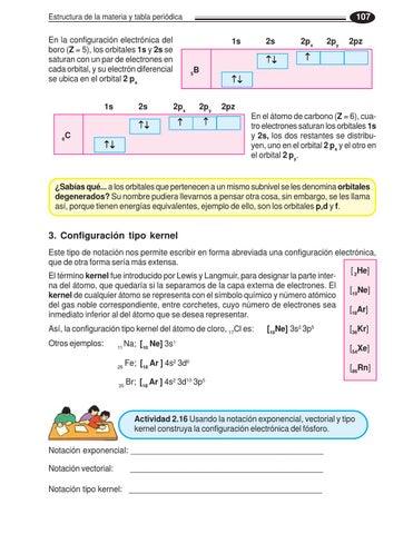 Libro de quimica by edson orozco bedugo issuu 107 estructura de la materia y tabla peridica urtaz Image collections