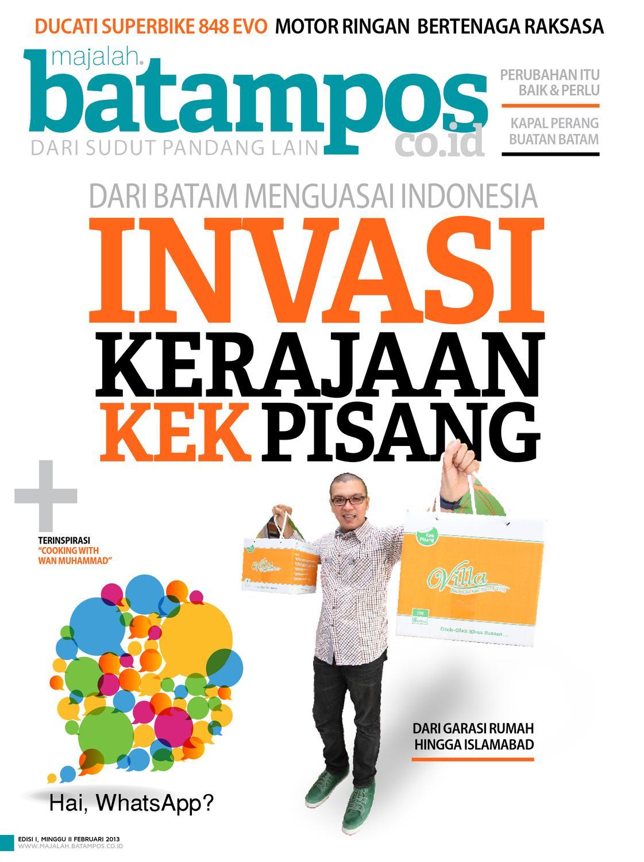 Invasi Kerajaan Kek Pisang by Majalah Batam Pos issuu