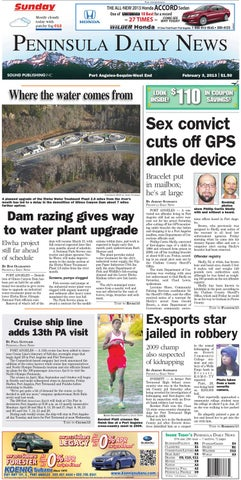 PDN20130203C By Peninsula Daily News Sequim Gazette