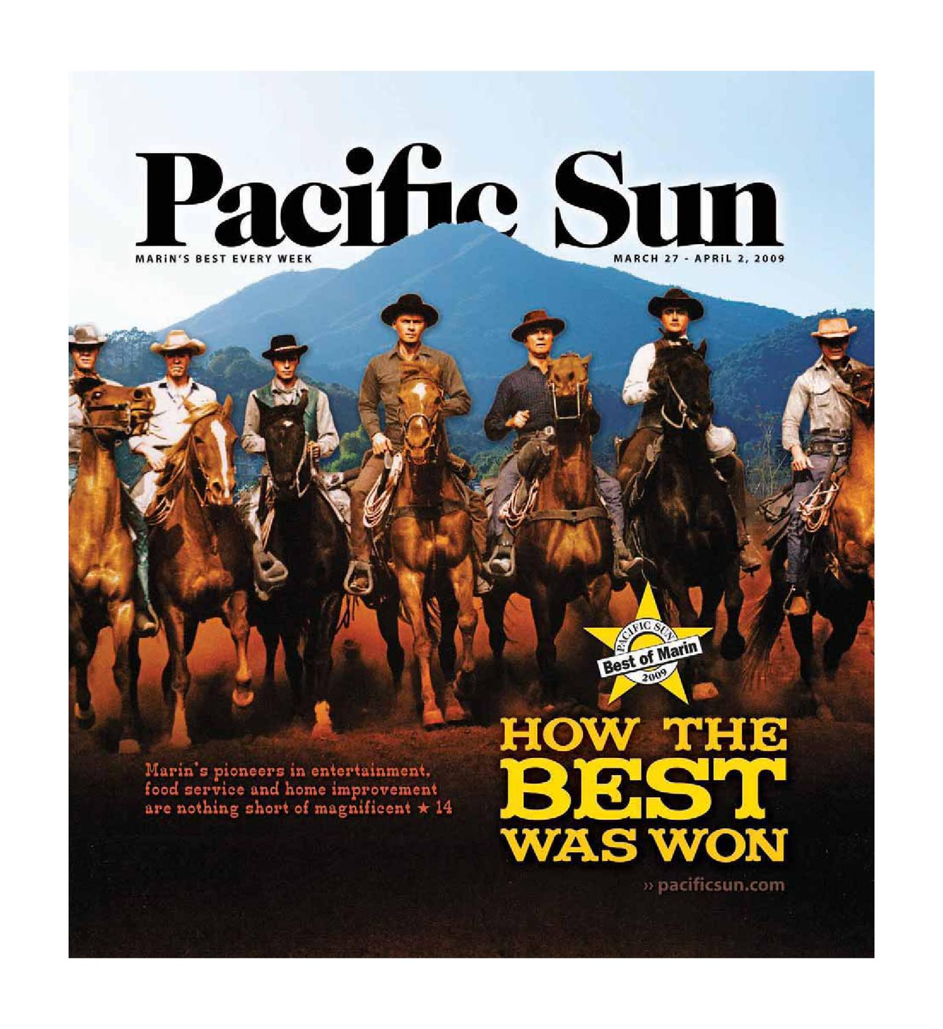 Best Of Marin 2009 By Pacific Sun Issuu